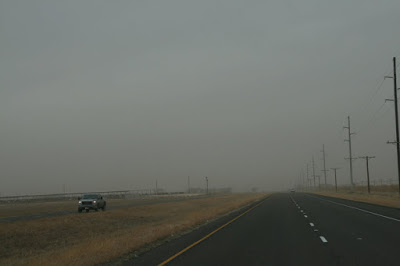 Dust Storm-and It's Not Even Spring