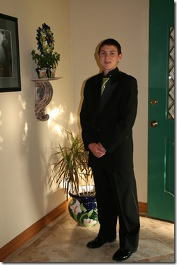 Colten Goes to the Prom