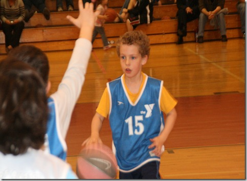 Ben's Basketball Game