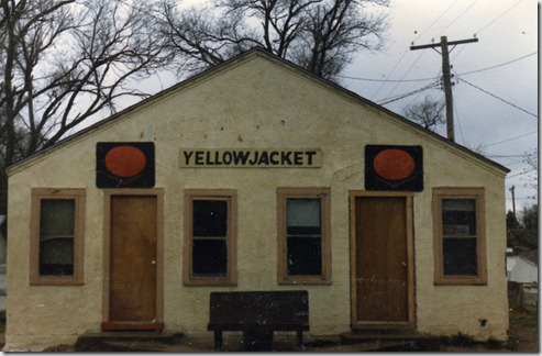 Meet Me at the Yellow Jacket