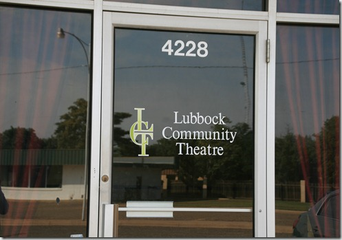 The Lubbock Community Theatre