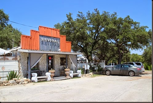 Road Trip Again-This Time Stop At Revival