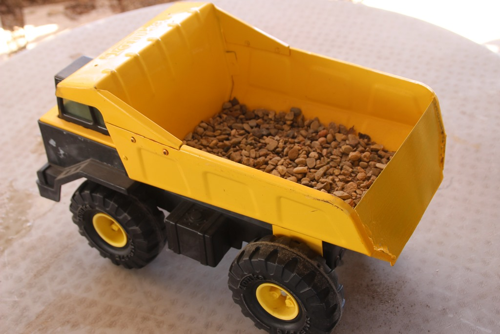 Add a Tailgate and Plants to Your Tonka Trucks | Alice Liles