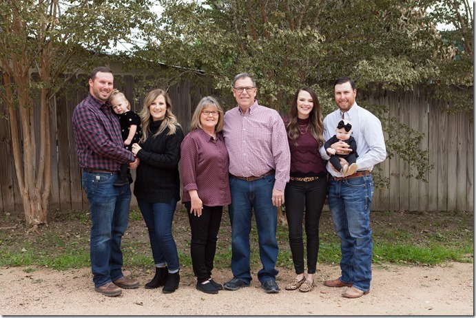 Family pic Nov 2018