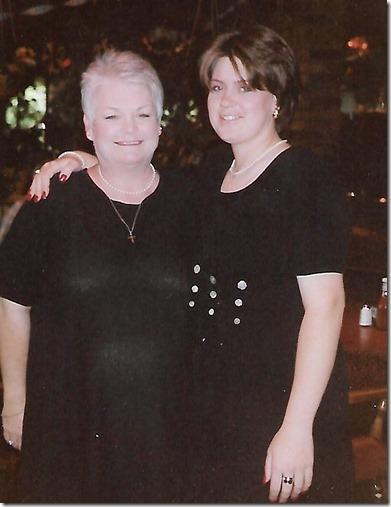 Mom & Me, May 1996