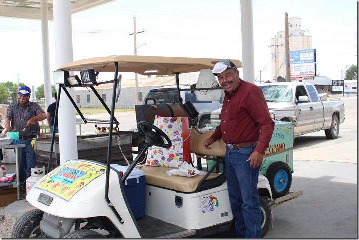 IMG_6662 Zaragoza ice cream cart