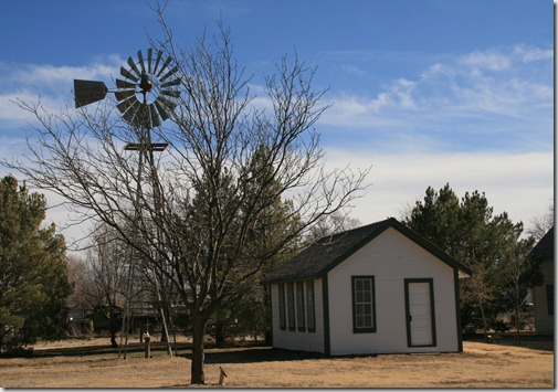 Muleshoe Heritage Center-There's More