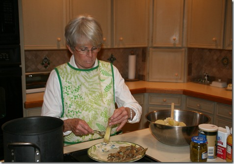 Tales From The Kitchen: Potato Salad Overload