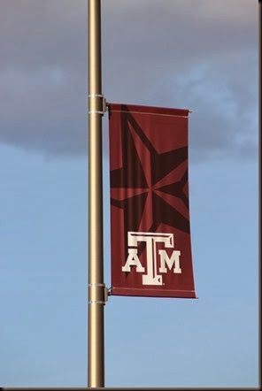 And Speaking of Texas Aggie Traditions…